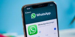 حذف خودکار پیام در واتساپ