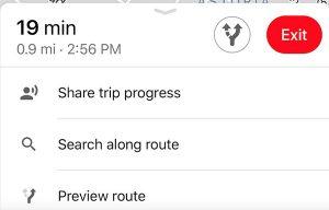 اشتراک گذاری موقعیت در گوگل مپ