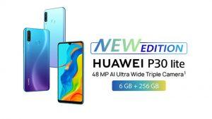 گوشی جدید P30 Lite New Edition هواوی