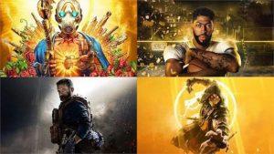 معرفی پرفروش ترین بازی ها از سال 2010 تا 2019