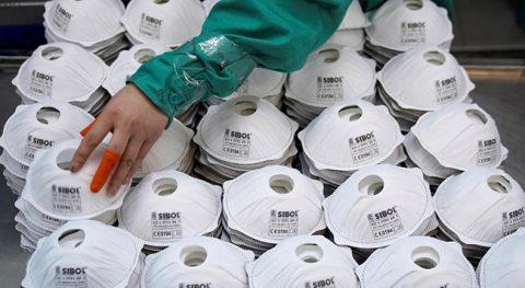 تغییر کاربری کارخانه های تولید آیفون برای تولید ماسک