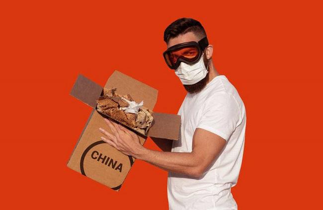 چگونه بستههای پستی خارجه را ضدعفونی کنیم