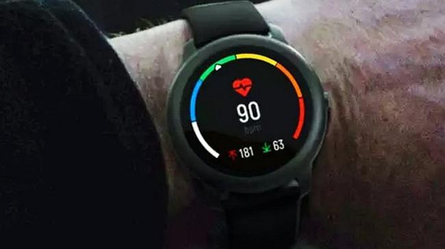 ساعت هوشمند شیائومی Heylou Solar