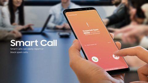 قابلیت جدید Smart Call گوشی های سامسونگ