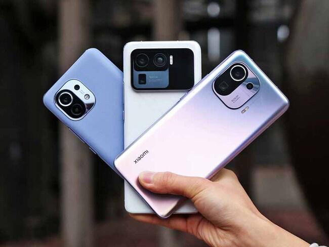 فروش شگفت انگیز گوشی های می 11 اولترا و می 11 پرو