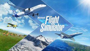 شبیه ساز پرواز Flight Simulator 2020