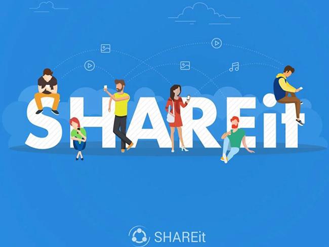 برنامه SHAREit
