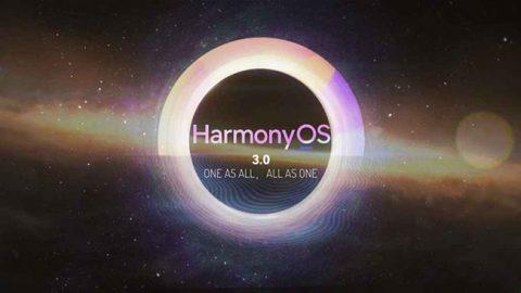 سیستم عامل HarmonyOS 3